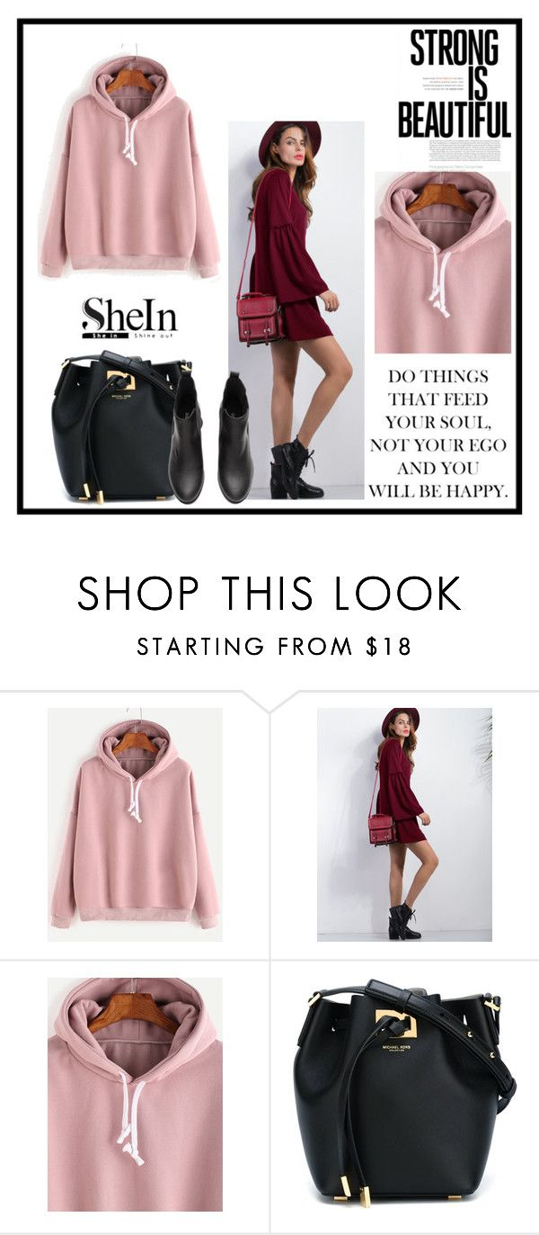 """""""Fashion"""" by heat-on-me ❤ liked on Polyvore featuring Michael Kors"""