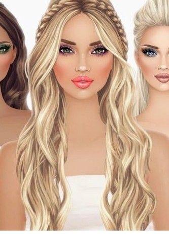 pinfashionista girl on fashionista hairstylesprofiles