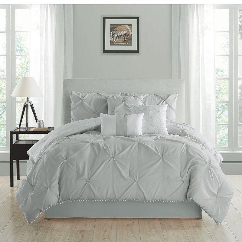 Keesey Reversible Comforter Set Queen Size Comforter Sets Queen