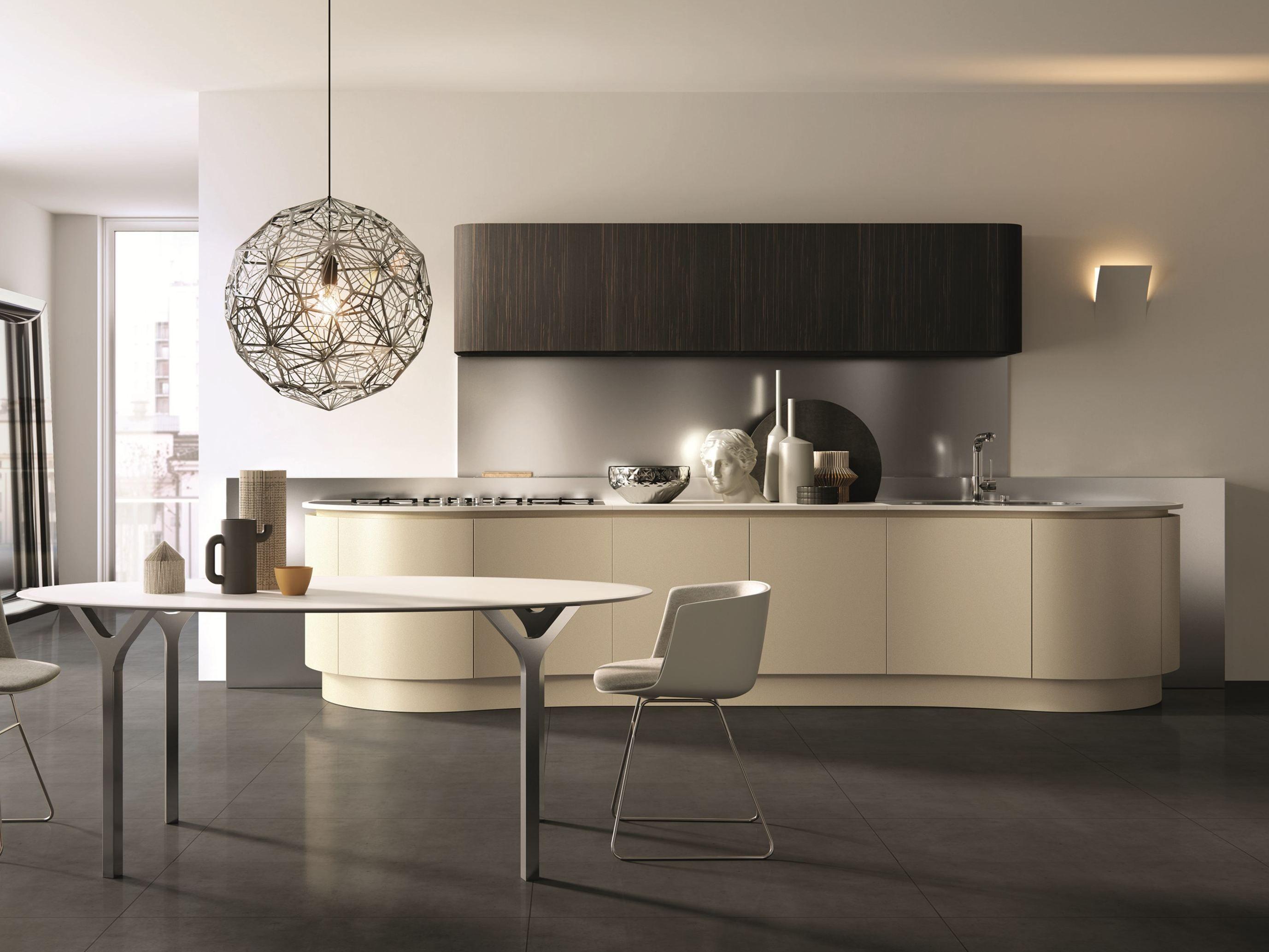 DOMINA Zeilen- Küche by Aster Cucine Design Lorenzo Granocchia ...