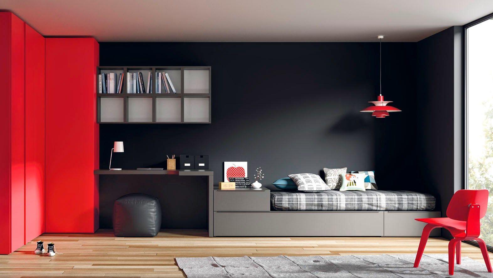 Muebles Modernos Para Dormitorios Juveniles Donde Podr S Encontrar  # Muebles Podridos