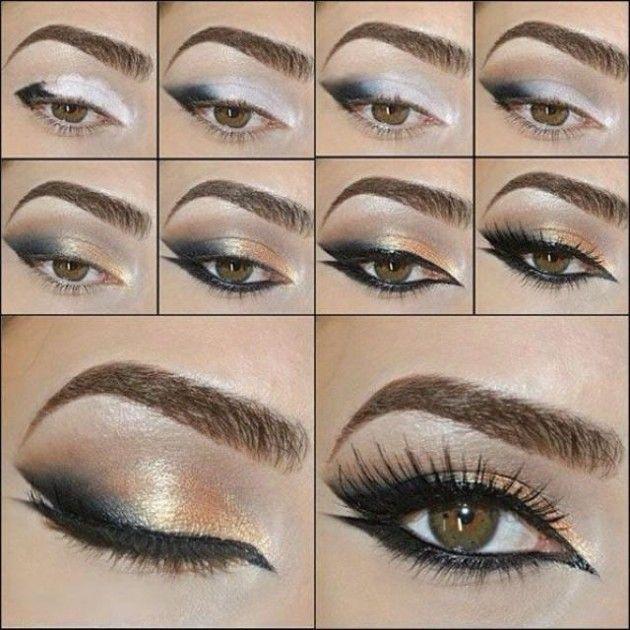 tutoriales de maquillajes para salir de noche