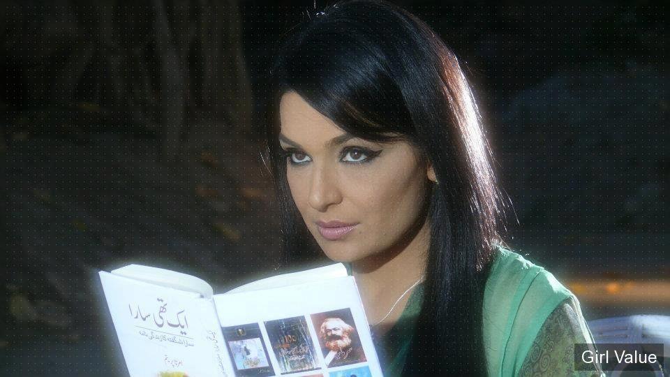 meera khan reading a book photos pakistani