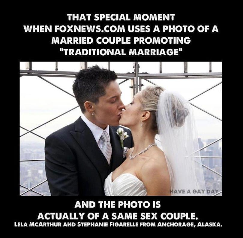 Fox news gay marriage