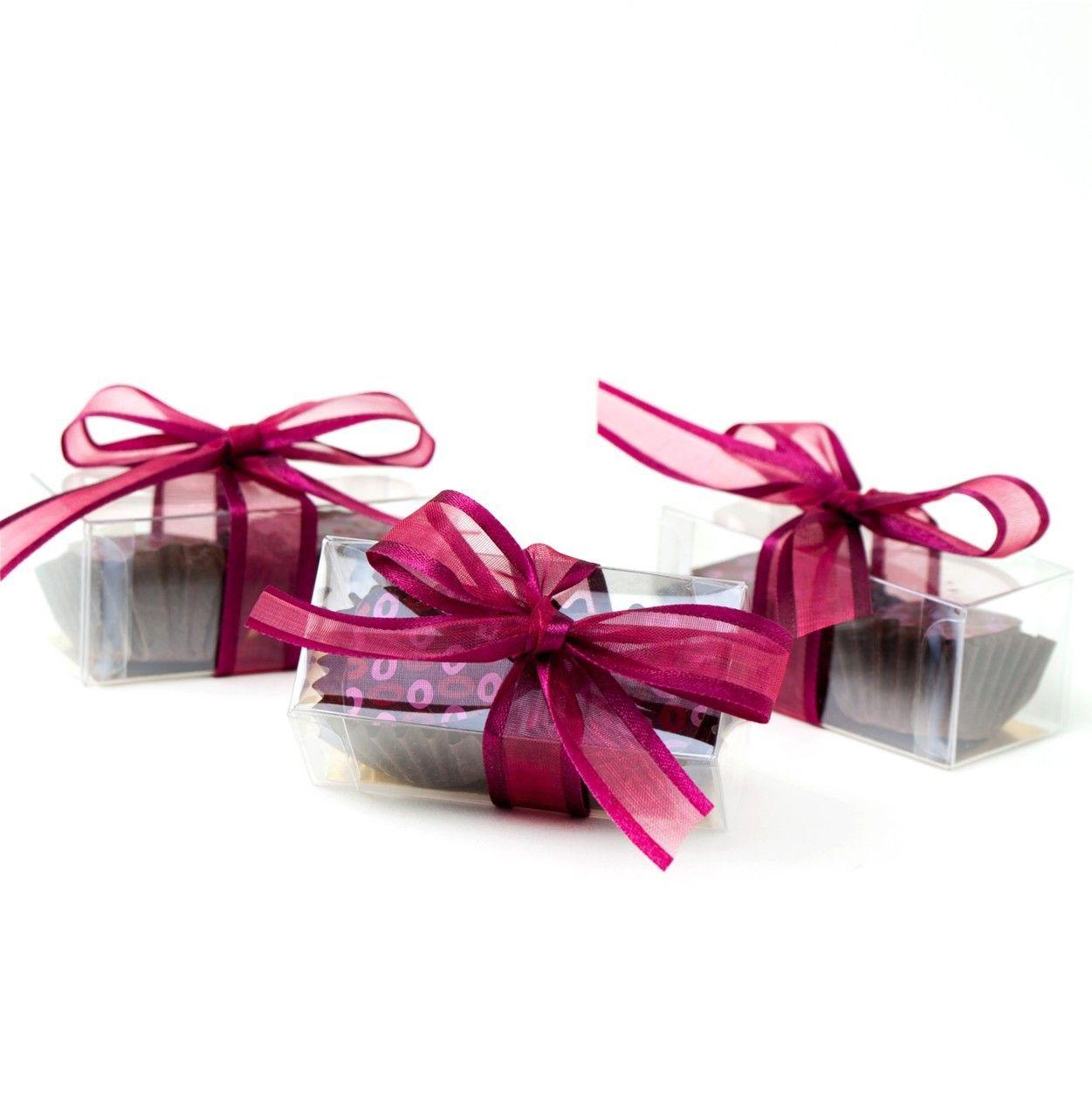 Favor Box - 2 Chocolates   Artisan chocolate, Single origin and Wine ...