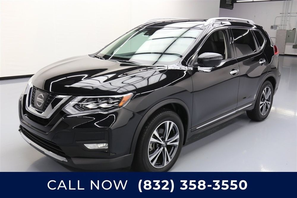 Nissan Rogue SL Texas Direct Auto 2017 SL Used 2.5L I4 16V
