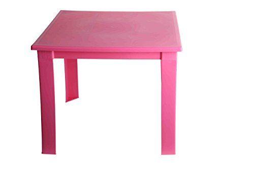 enfants enfant plastique table pliante maison jardin. Black Bedroom Furniture Sets. Home Design Ideas