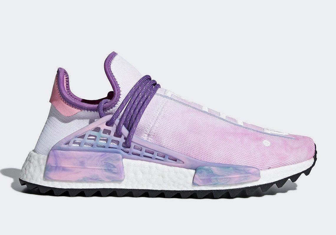 261572b6a4f5c6 Two Pharrell x adidas NMD Hu Collections Are Restocking This Weekend ...