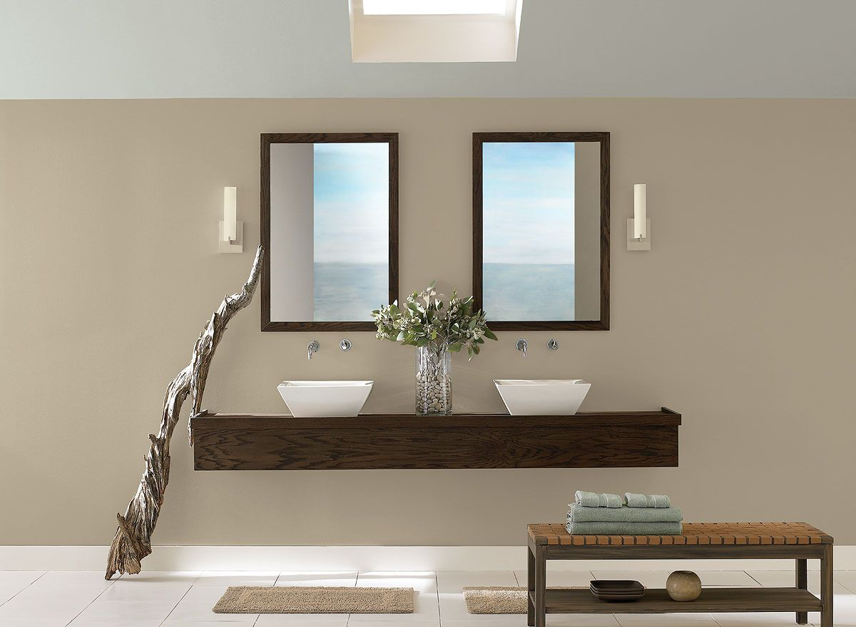 All natural bathroom retreat cotswald af 150 walls Bathroom color palettes