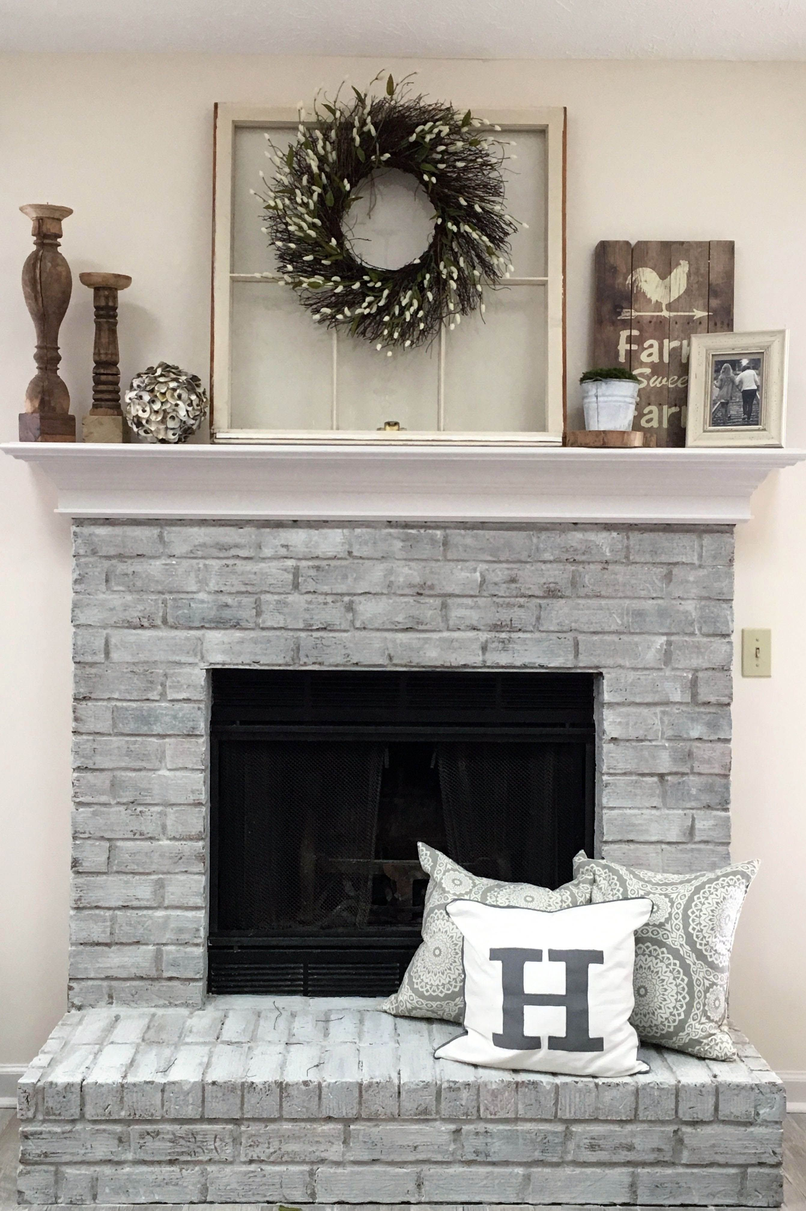 Photo of Fire Place Decorating Ideas
