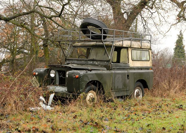 ABANDONED SERIE 2A