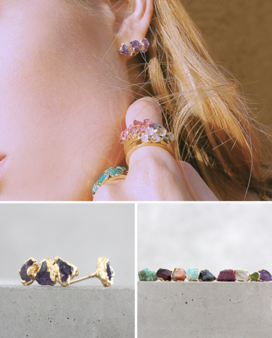 Jewelry and Planters by Dani Barbe on Etsy