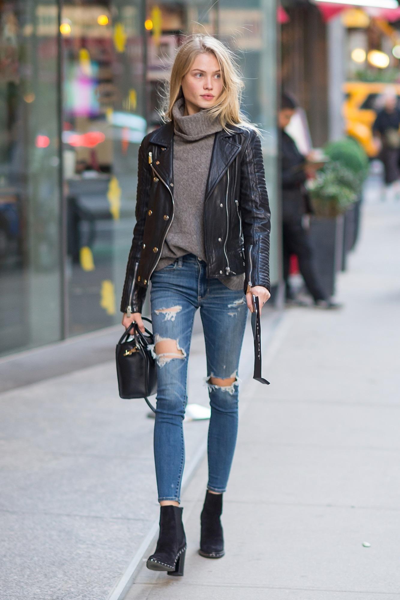 Diese Winterschuhe passen am besten zu eurer Jeans #falloutfitsformoms