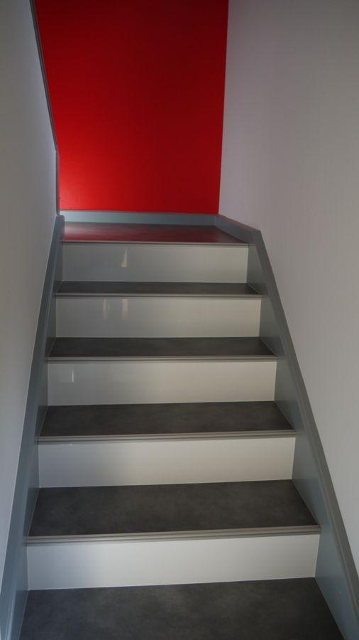 r nover un escalier b ton escalier. Black Bedroom Furniture Sets. Home Design Ideas