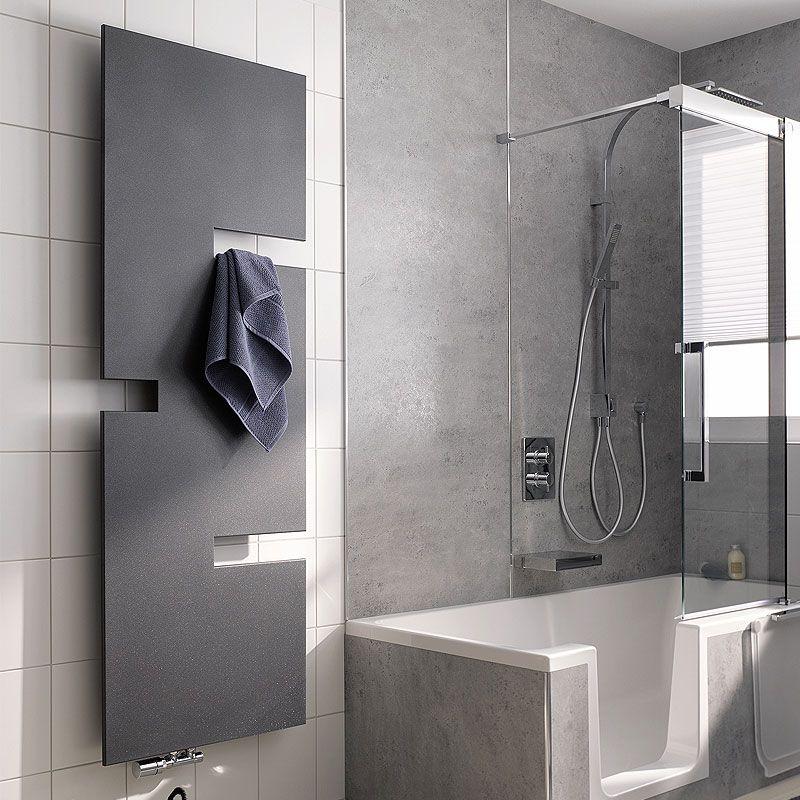 Hsk Designheizkorper Flachenheizkorper Hsk 8186180 Badheizkorper Mittelanschluss Badezimmerrenovierung Bad