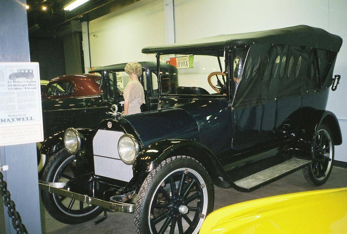 1917 Studebaker 7 Passenger Touring Car | Veteran Cars 1905/18 ...
