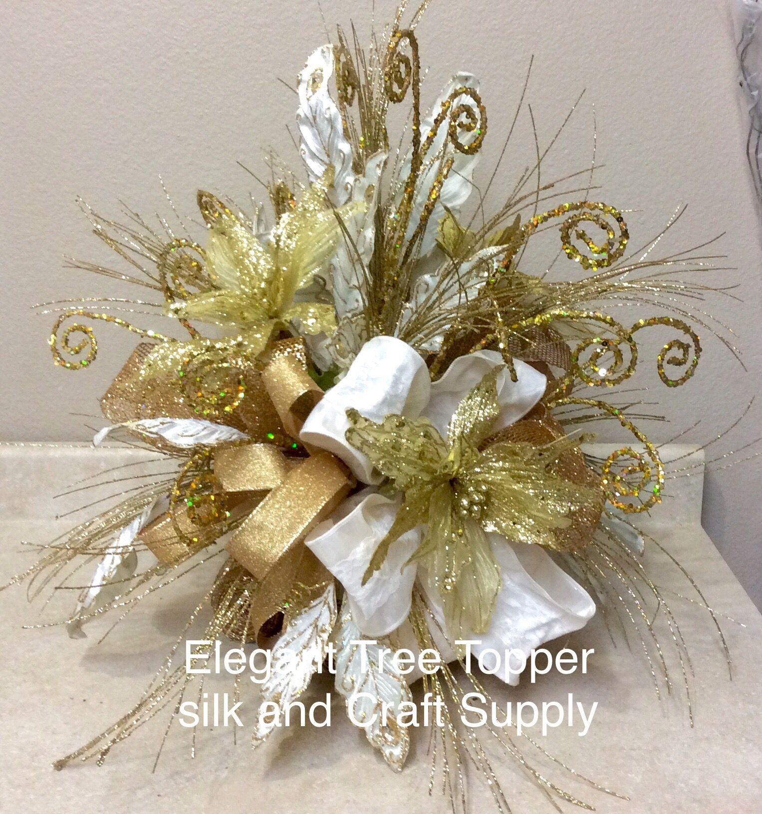 Xmas Tree Toppers, Christmas