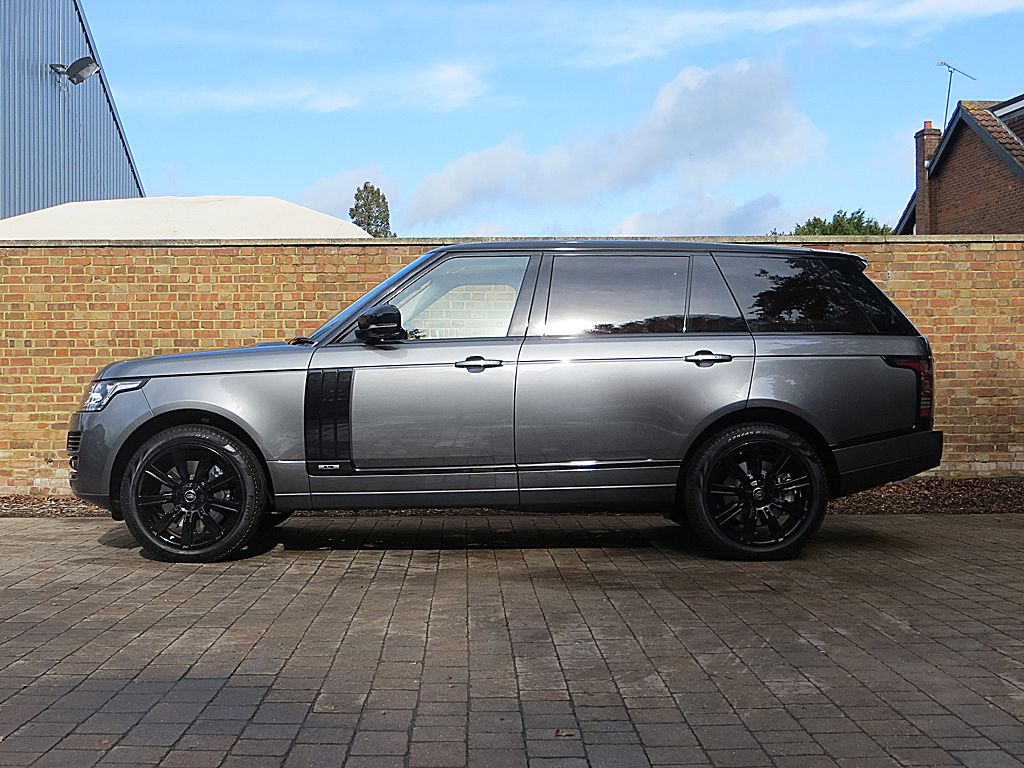 2014 Used Land Rover Range Rover SDV8 Autobiography LWB