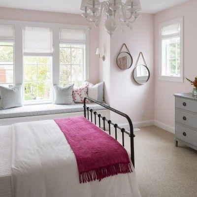 juanita avenue mn martha ohara interiors   pink bedroom decor benjamin moore pink