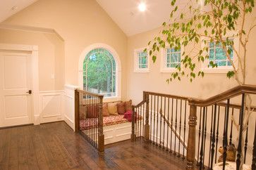 Palmetto Hill Country - traditional - hall - houston - Stone Acorn Builders