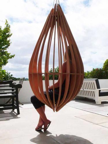 Fancy New Zealand Design Blog Awesome Design From Nz And Around The World Yes Sir Hangingswingchair Hanging Chair Hanging Swing Chair Diy Hanging Chair