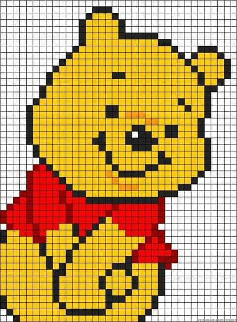 Winnie de pooh | Patterns | Pinterest | Winnie de pooh, Punto de ...
