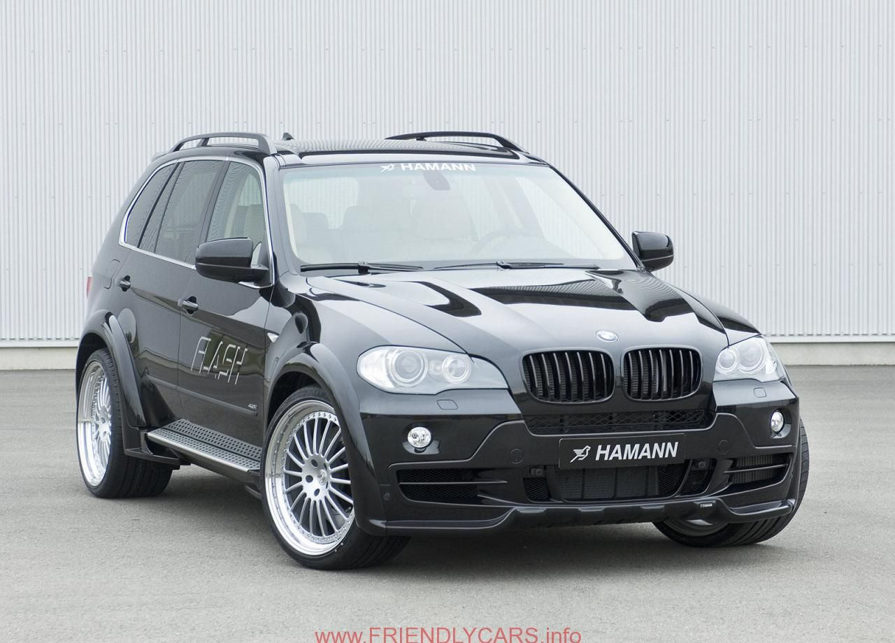 Awesome Bmw X5 Black 2005 Car Images Hd 2007 Bmw X5 Flash Hamann