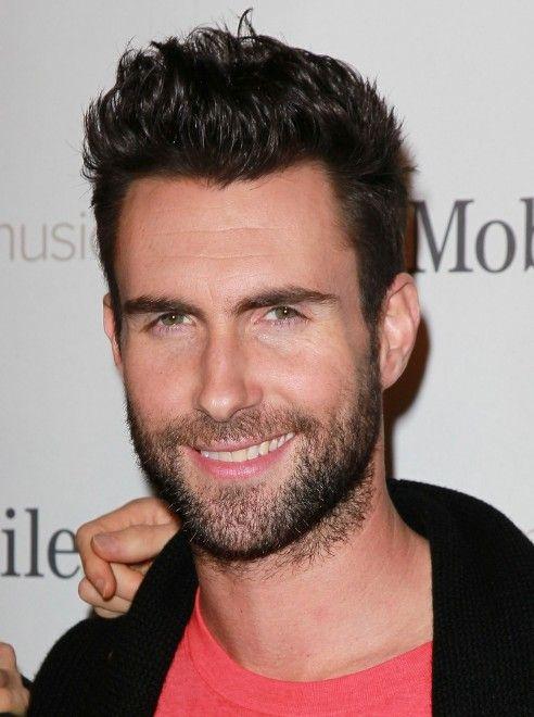 Adam Levine Hairstyle Adam Levine Haircuts  Adam Levine Cut Hairstyles And American Crew