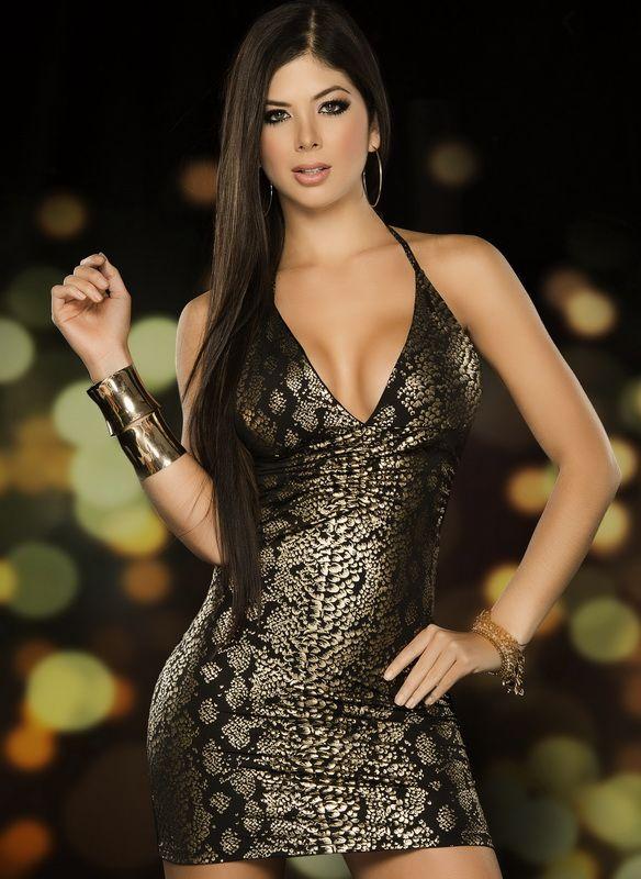 Snake Print Dresses 9799e035d319