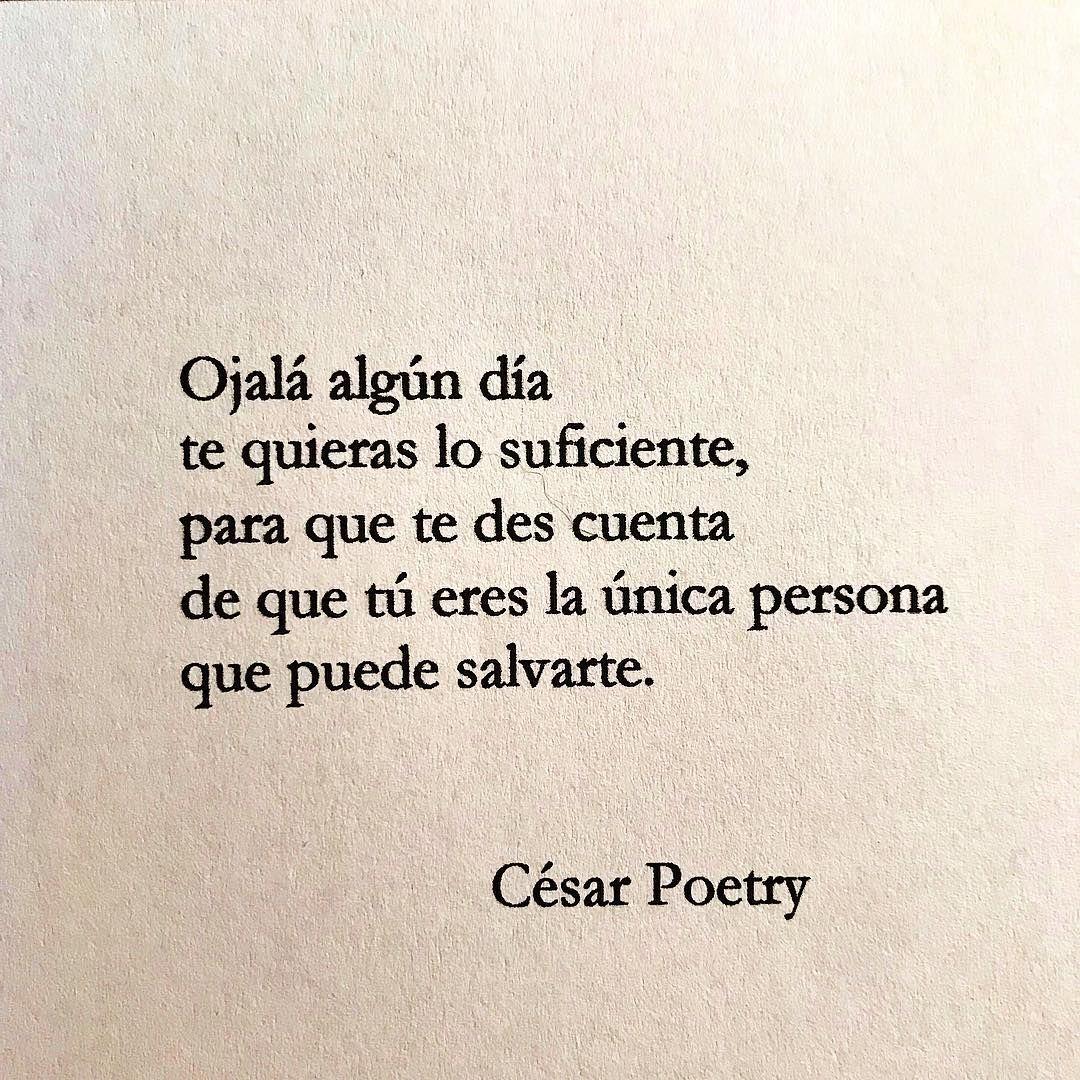 César Ortiz On Instagram Ojalá Frases Tumblr Frases