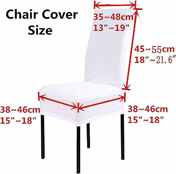 Qualidade Agradavel Casa Tampa Da Cadeira Espessamento Cadeira De Jantar Tampa Da Cadeira Elastica C In 2020 Diy Chair Covers Slipcovers For Chairs Dining Chair Covers