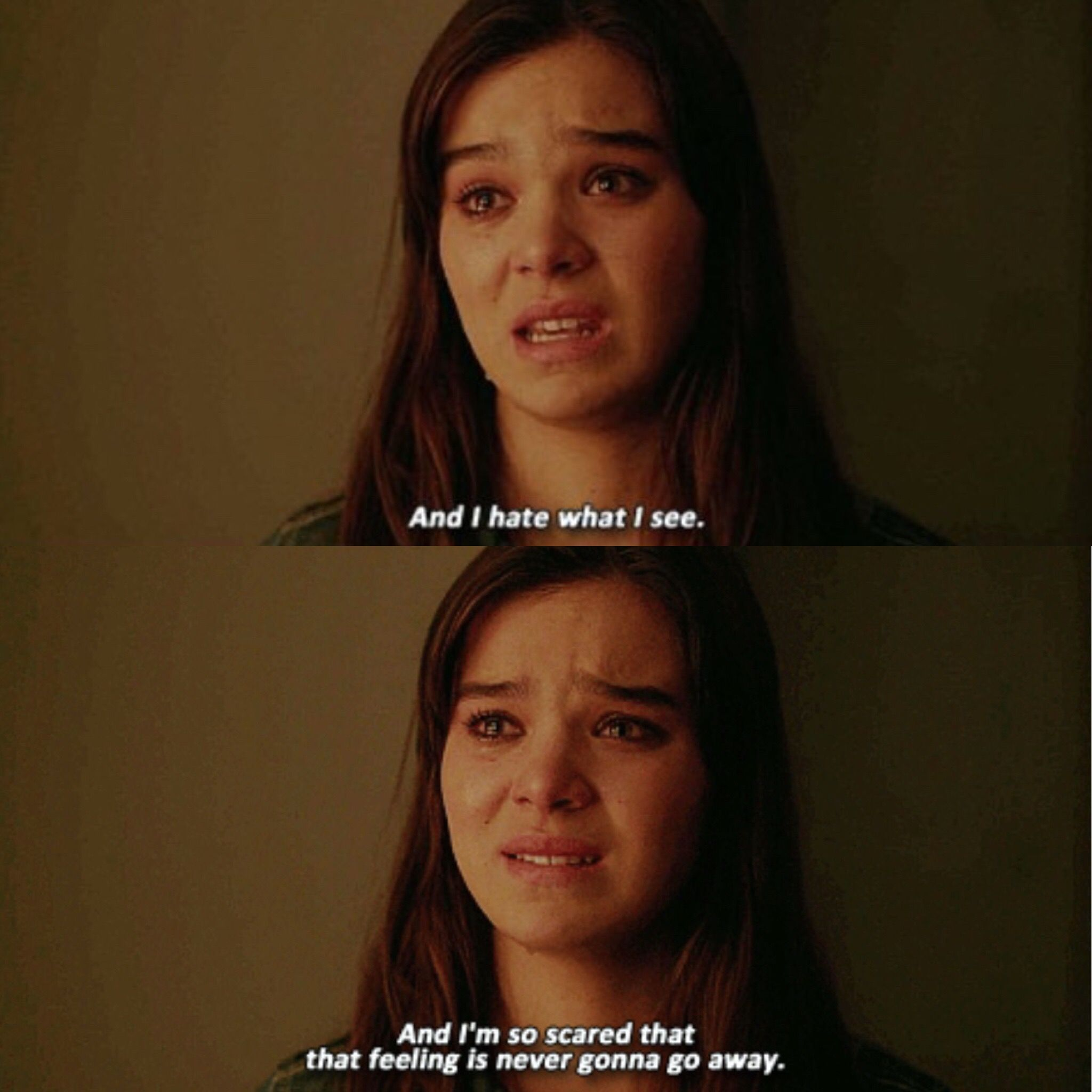 The Edge Of Seventeen Crazy For Movie Quotes Netflix Movies Movies