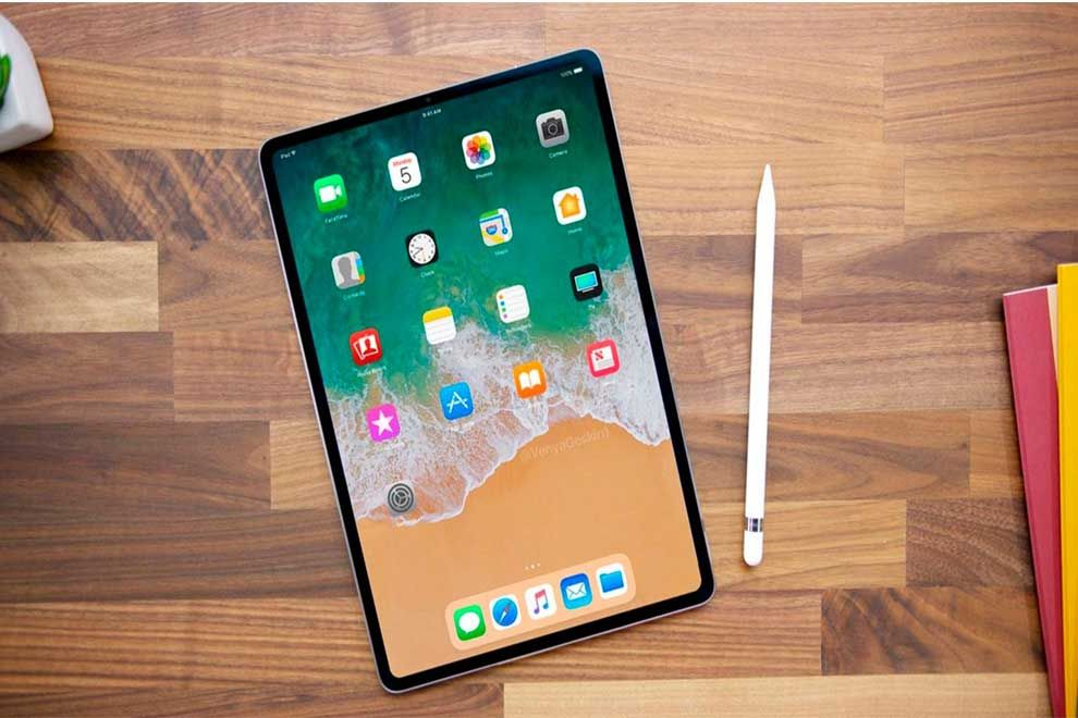 The New Generation Ipad With Face Id And No Notch Is Coming Out Ipad Pro Features Ipad Pro Apple Ipad