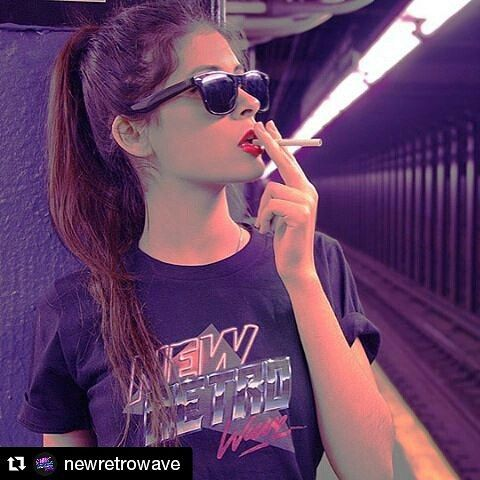 #Repost @newretrowave with @repostapp  Stay retro my friends and get your NewRetroWave Tee today. Available only at the @akadewear_official online storefront. Visit www.akadewear.com for yours.  Photo by @mr._iozo  Model: @vero.ruiz  Support >>> @akadewear_official  @akadewear_official  @akadewear_official  #newretrowave #akadewear