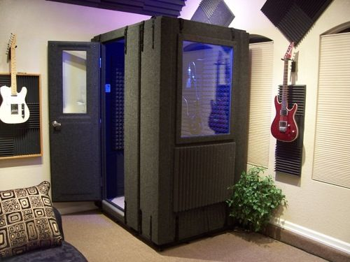 Home sound booth google dream living spaces for Home with recording studio for sale
