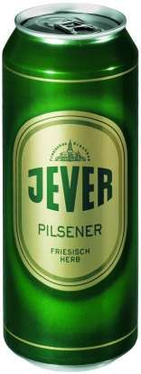 Jever Pilsner from Germany.