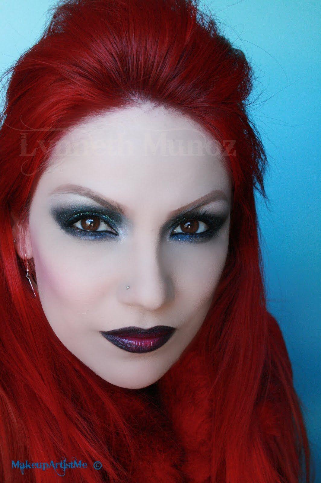 UPDATE! Makeup, Halloween face makeup, Makeup looks