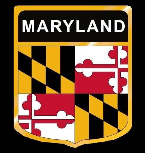 Flaggen Flags Maryland Vereinigte Staaten Von Amerika United States Of America Usa Vereinigte Staaten Von Amerika Vereinigte Staaten Nordamerika
