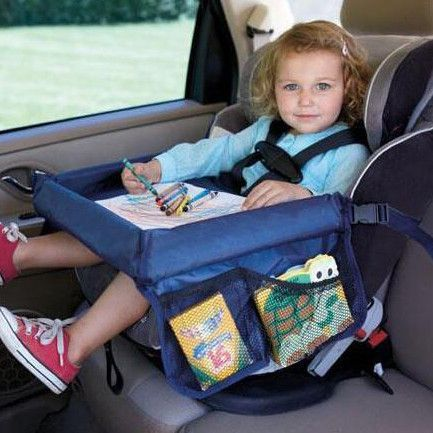 Child Care Seat Table Organizer