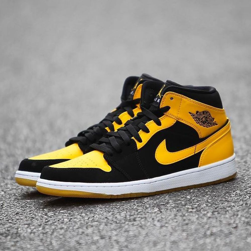 914a776561eb Nike Air Jordan 1 Mid (554724-035) New Love New Arrival  solecollector