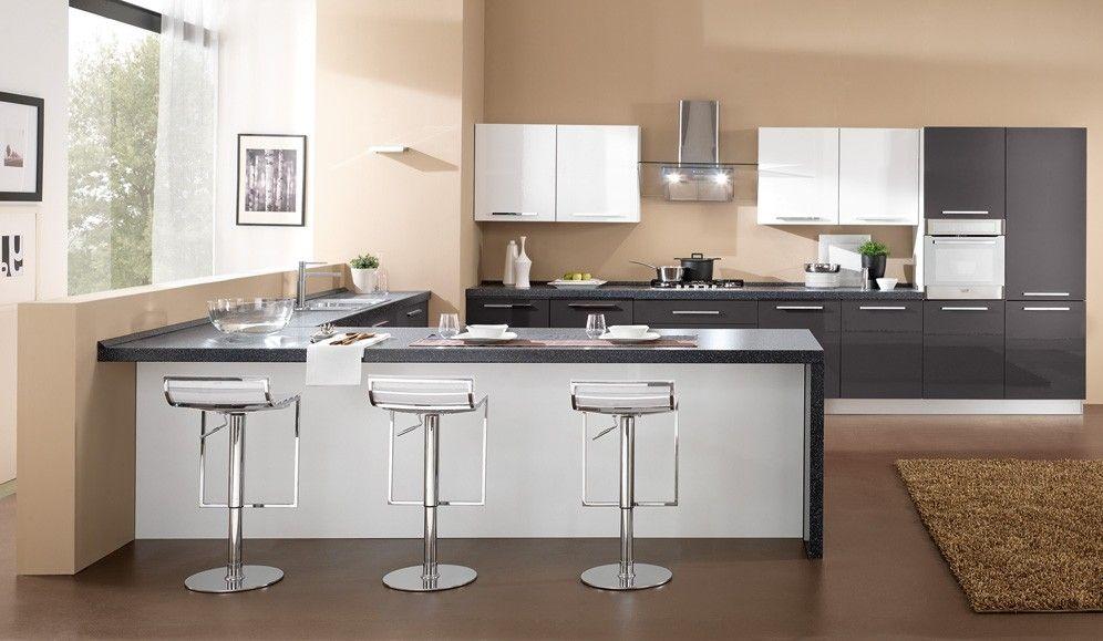 Une cuisine blanche e grise? Voici 15 exemples inspirants Color