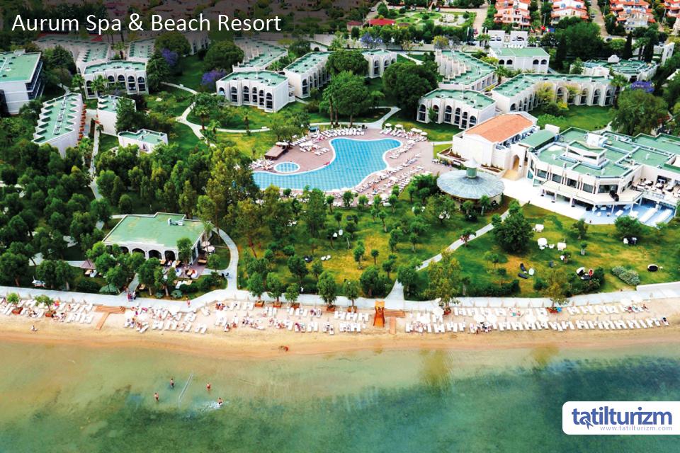Aurum Spa Beach Resort Un Nefes Kesen Manzarasina Sizde Ortak Olun Turizm Oteller Spa