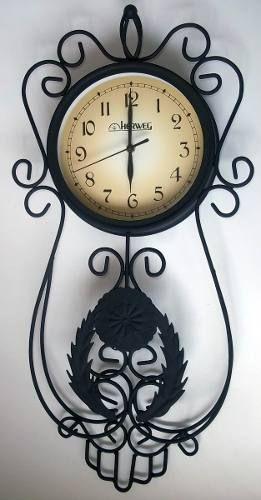 relógio de parede metal vintage retrô herweg - Pesquisa Google