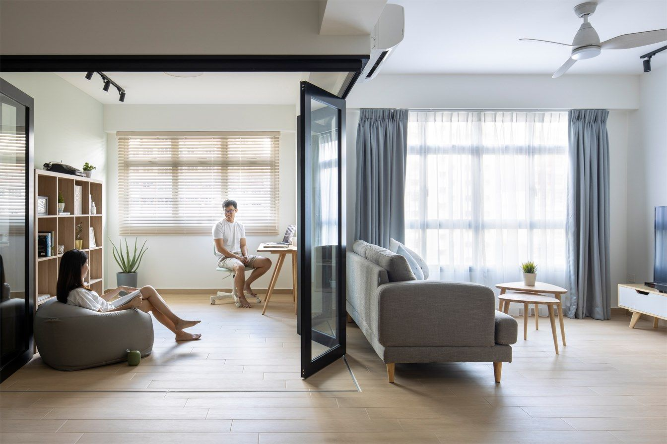 Living Room By Jonathan Ang Living Room Decor Apartment Interior Design