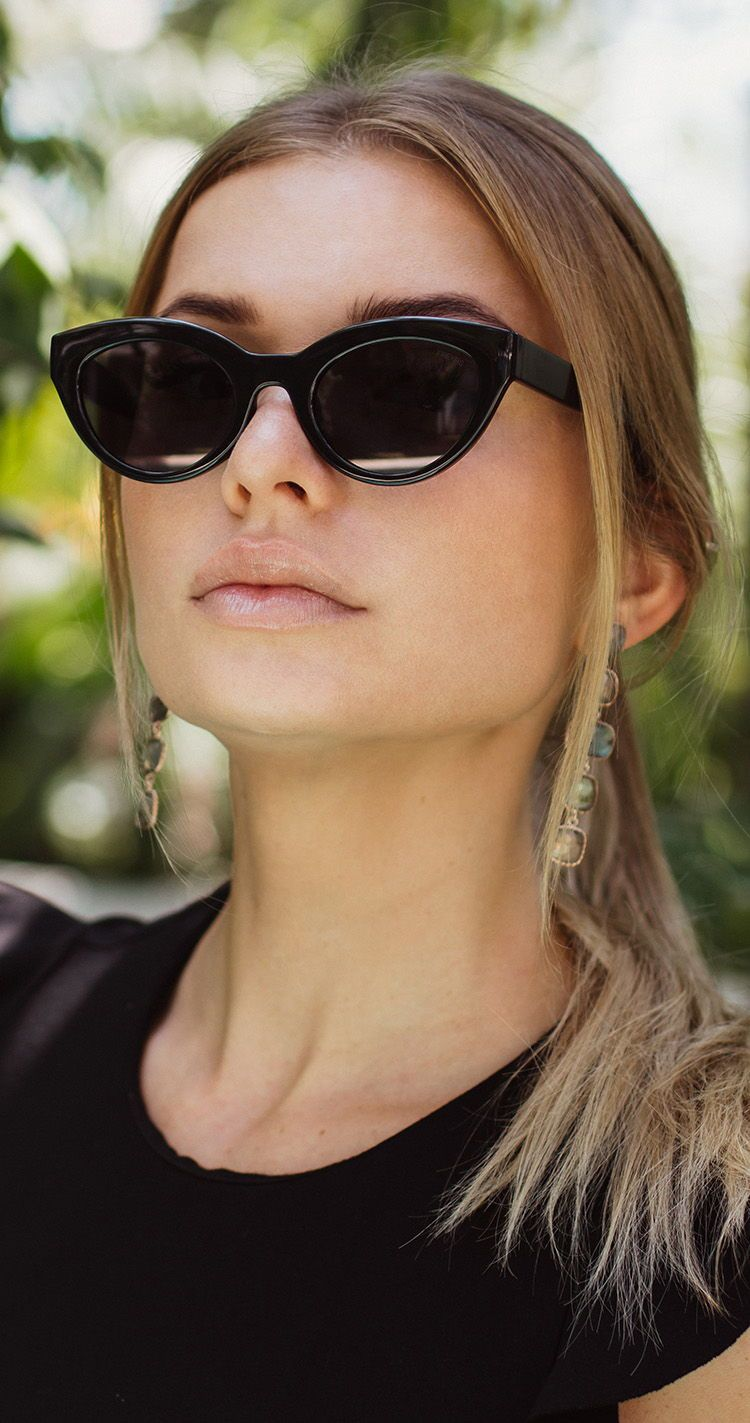 aecb64301f4 Stylish womens cat eye sunglasses by FREYRS Eyewear. Desiged in Chicago.  Premium quality. Affordable price. Free Shipping. Free Returns.