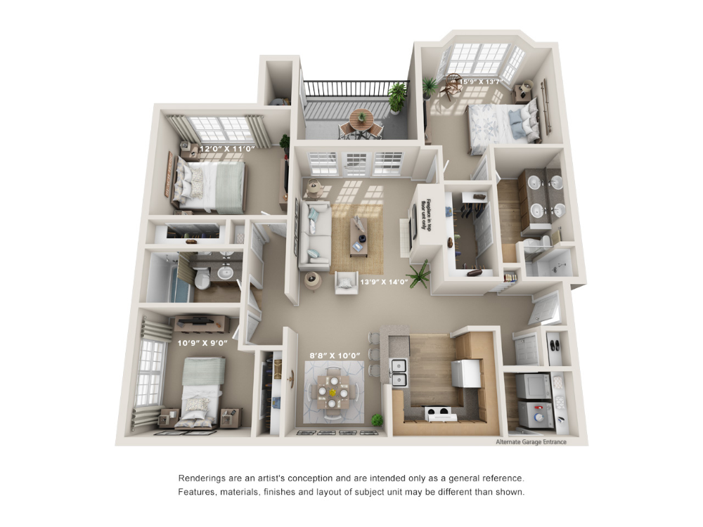 Luxury 1, 2, and 3 Bedroom Apartments in Austin, TX