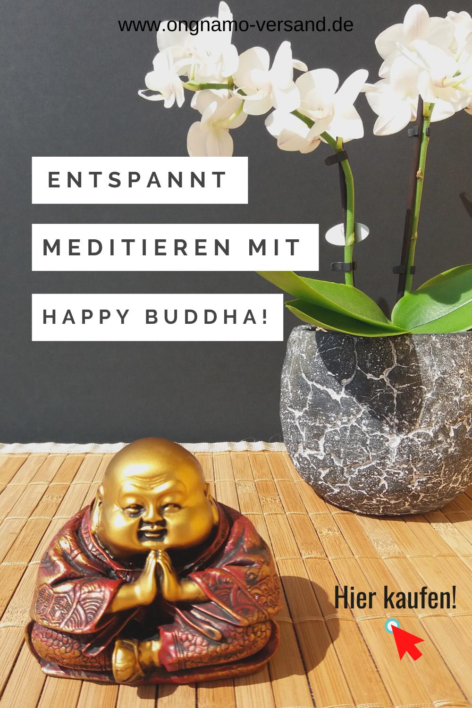 Happy Buddha Namaste Statue 6 Cm Hoch In 2020 Buddha Buddha Figur Buddha Weisheiten