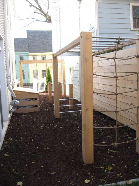 DIY Monkey Bars Plans Yard Park Pinterest Bar Plans - Build monkey bars ladder