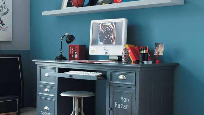 Les couleurs déco du bureau toute la déco pinterest deco
