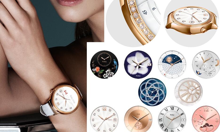 huawei smartwatch gold. huawei watch g101 rose gold normal pearl white leather band huawei smartwatch gold